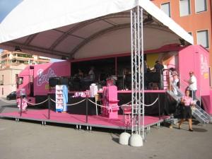 Mattel – Barbie Pink Tour 2010