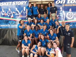 """""""Basket Story-On Tour"""", il Museo itinerante della Fip, parte da Taranto il 4 giugno"""