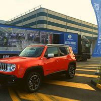 Launch FIAT Jeep Renegade