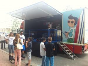 TOUR  TIM – luglio 2012 – Mediakey.tv