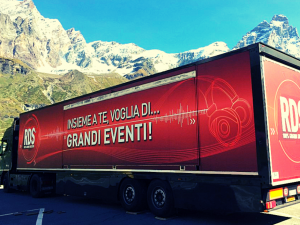 GIRO D'ITALIA with RDS
