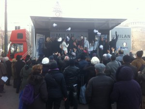 FIS – RACE IN THE CITY  –  gennaio 2012