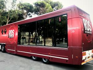 Tour RDS Rimini – On Air